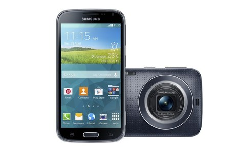 Samsung Introduces Galaxy K Zoom, a 20 Megapixel Cameraphone With 10X Zoom Lens | Digital-News on Scoop.it today | Scoop.it