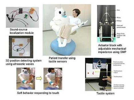 Japon : une stratégie nationale de e-santé fondée sur la robotique   Sante,Mutuelle & Assurance   Scoop.it