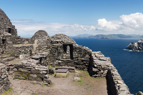 Skellig Michael: An Island Far, Far Away | Geography Education | Scoop.it