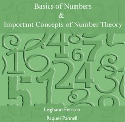 Basics of Numbers & Important Concepts of Number Theory | E-books on Mathematics | E-Books India | Scoop.it