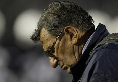 Joe Paterno will retire at the end of Penn State season | Scandal at Penn State | Scoop.it