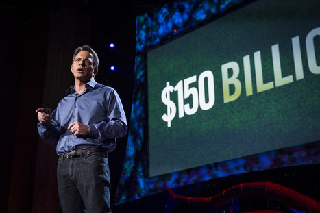A new way to judge non-profits: Dan Pallotta at TED2013 | Utility Refunds for Business | Scoop.it