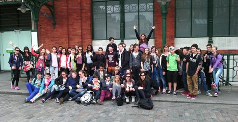 Le voyage à Londres: du soleil, de fantastiques souvenirs et des élèves au top!!!! | Derniers articles du site! | Scoop.it