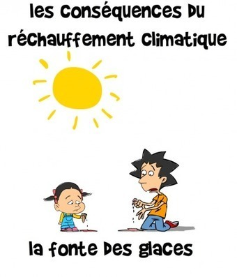 #ClasseTICE - Des ressources numériques pour parler des changements climatiques en classe | Contre l'Éducation. Tout contre. | Scoop.it