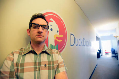 Inside DuckDuckGo, Google's Tiniest, Fiercest Competitor | Gentlemachines | Scoop.it