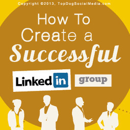 LinkedIn Groups: 10 Steps To Set Up Your Group For Success   Small Business and Social Media   Scoop.it