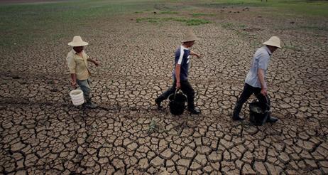 Comment le climat menace la prospérité chinoise   Nuevas Geografías   Scoop.it