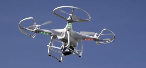 Californie : des récompenses pour chasser les drones des incendies   SandyPims   Scoop.it