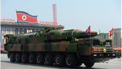 North Korea's missile programme   North and South Korea Kaitlyn Baker   Scoop.it