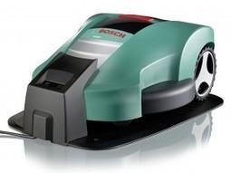 Nouvelle robot tondeuse Bosch : la 1ère tondeuse à navigation méthodique | Robolution Capital | Scoop.it