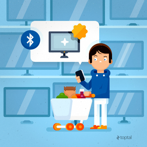 Will Shoppers And Developers Adapt to Proximity Marketing In-Store?   Mobile Technology   Scoop.it