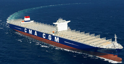 CMA-CGM  : qui a la plus grosse ? | Sur la planete Mars | Scoop.it