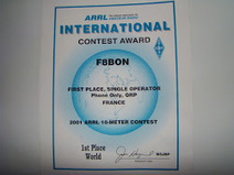 F8BON Contest News: TM0HQ 2012 : bilan, score déclaré et résultat du sprint ! | F8BON ' News | Scoop.it