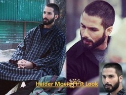 Haider Movie First Look | Trailer| Cast | Release Date| 2014 | Hindi Bollywood Movies | Scoop.it