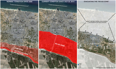 Legal Fictions and Forced Displacement in Gaza: Pushing Hundreds of Thousands to the Sea | Archivance - Miscellanées | Scoop.it