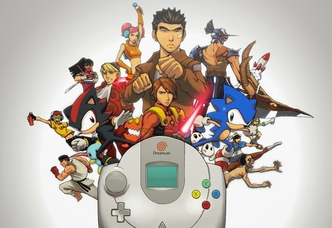 L'émulation de la Sega Dreamcast arrive sur Raspberry Pi 2 |  Open-Consoles | [OH]-NEWS | Scoop.it