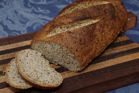 Whole wheat bread with seeds | Foods and recipes | Scoop.it