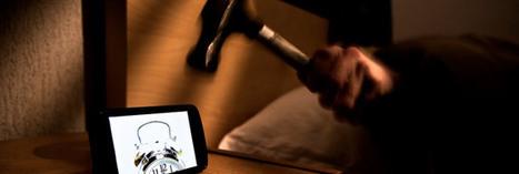 Le téléphone portable serait gênant pour le sommeil   Faut-il craindre les ondes des téléphones portables ?   Scoop.it