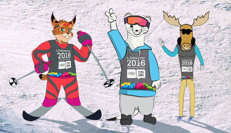 Lillehammer 2016 mascot competition - vote for your favourite now! - Olympic | Mascots in the news | Scoop.it