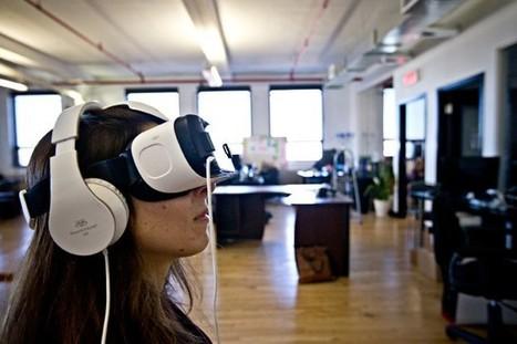 Réalité virtuelle: un marché potentiel de 120 milliards en 2020 | Jean-François Codère | Produits électroniques | Tendances numériques et autres | Scoop.it