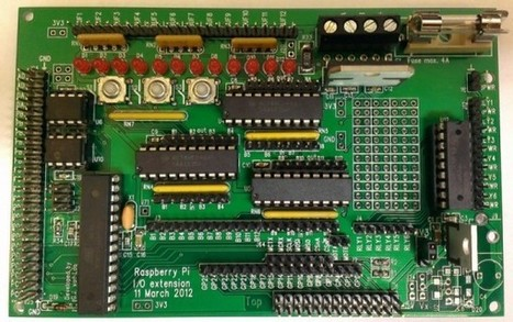 The Gertboard: Lesson 1 – Getting To Know Your Gertboard | Raspberry Pi | Scoop.it