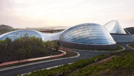 Go From A Tropical Rainforest To An Arctic Wonderland In One Awesome Building | Ecological Intelligence | Scoop.it