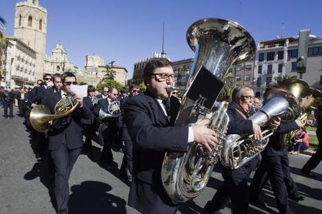 Las bandas de música y la pilota vuelven a Cultura - levante.emv.com | Noticias de Cultura por Maria de Vedia | Scoop.it