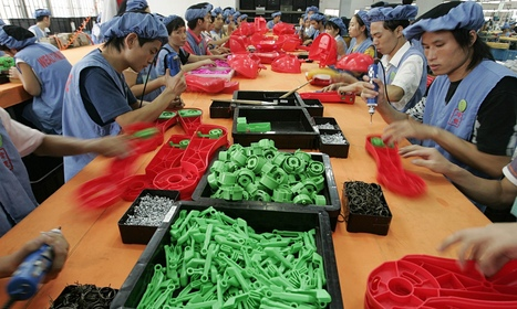 Production returning to UK as cost advantage in China diminishes | China Buss4 | Scoop.it
