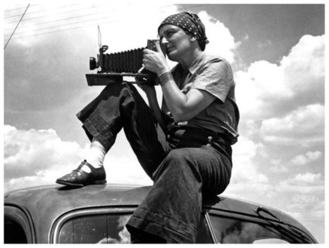 This Week in Photography History: The Birth of Dorothea Lange | Photography History | Scoop.it