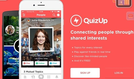 Glu announces $7.5M investment in QuizUp developer ahead of TV show, may lead to a full acquisition | Deals + Numbers | Scoop.it