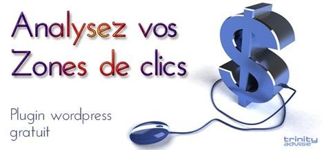 Zones de clics - conseil en ergonomie web   Conseil Internet ...   Ecrire Web   Scoop.it