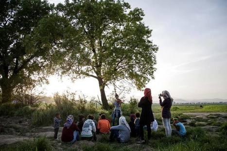 Diaporama: Voyage à la rencontre des réfugiés   Sociétés & Environnements   Scoop.it