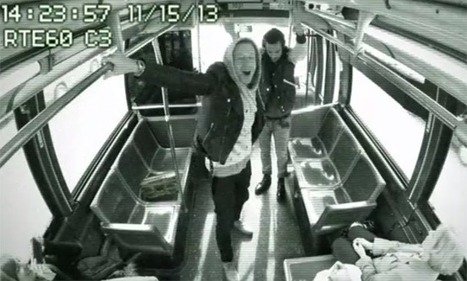 Surprise! Macklemore & Ryan Lewis Perform for Passengers On NYC Bus - Divertopia | Family Friendly | Scoop.it