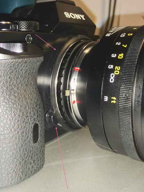 Official Sony A7 and A7r light leak fix | Sony A7 & A7r News & Reviews | Scoop.it