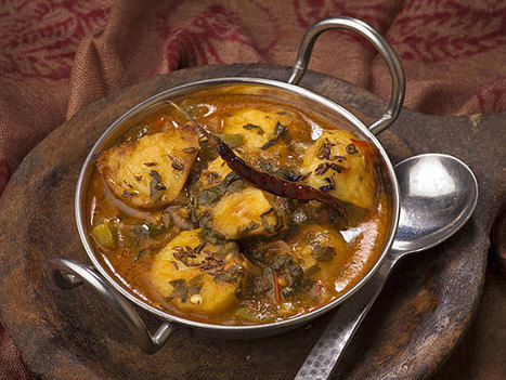 Potato With Skin: Tasty Curry Recipe   Curry   Scoop.it