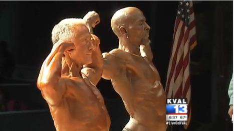 Bodybuilding grandpas take center stage at Oregon Ironman   Health & Fitness   Scoop.it
