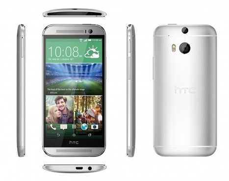 HTC's New One M8 Comes with Lytro Style Post Shoot Focusing | That Android Guy - Everything on the planet about Android and Google | Scoop.it