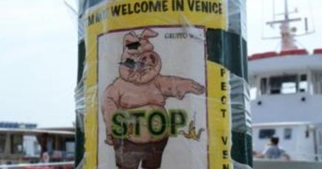 Accoglienza Turistica: Venezia: turisti andatevene | Accoglienza turistica | Scoop.it