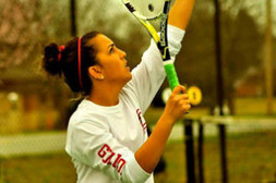 The Guilfordian : Throwing, running and passing into spring sports | women sport | Scoop.it