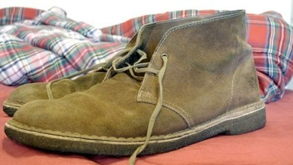 ONE STEP BEYOND! TRIBUTE TO THE DESERT BOOT. - The Mod Generation | Everyday things you might like | Scoop.it