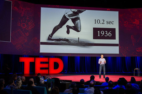10 tips on how to make slides that communicate your idea, from TED | Into the Driver's Seat | Scoop.it