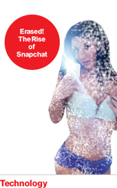 Snapchat and the Erasable Future of Social Media | Stretching our comfort zone | Scoop.it