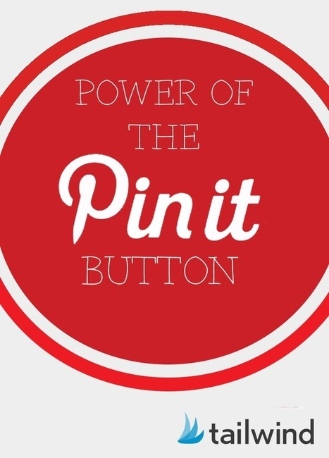 Power of the Pin It Button | Digital-News on Scoop.it today | Scoop.it
