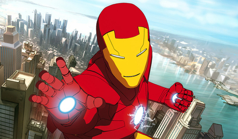 Animation Express | PGS Entertainment inks a raft of TV deals for 'Iron Man' | Iron Man Armored Adventures | Scoop.it