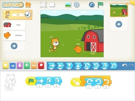 ScratchJr - Learn | Web 2.0 y sus aplicaciones | Scoop.it