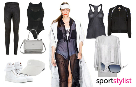 Sport luxe: haute couture sportswear to lust over - Sport Stylist | Fashion VS Sport | Scoop.it