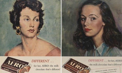 Who were the Aero women? Brand searches for stars of vintage adverts | British Genealogy | Scoop.it