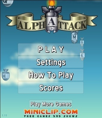 Alpha Attack | Free Games that Pay You | Scoop.it
