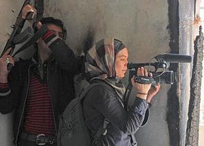 Programmes TV - Syrie : la guerre vue par une journaliste de 22 ans - Documentaire - Le Figaro TV | Envoyé spécial en Syrie : à quel prix ? | Scoop.it