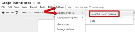 Voice Comments in Google Docs with Kaizena Add-On — Educational Data & Technololgy   IT og  undervisning generelt _ Morten Ulstrup   Scoop.it